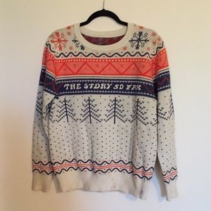 The Story So Far Christmas Sweater